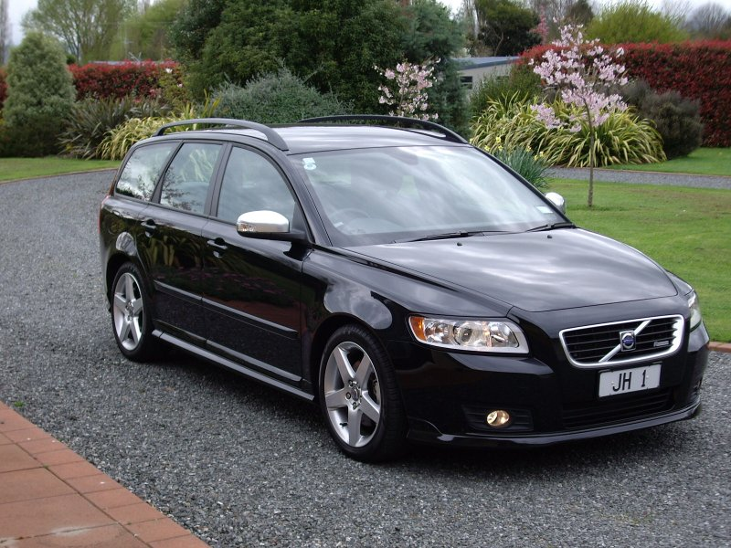 Volvo V50 Lampen : 2004 volvo s40 front grill.swedespeed com feature car: gene tijns