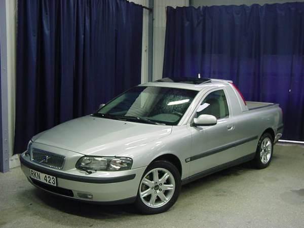 V Ute on 98 Volvo S70